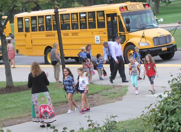 """The STARTS Task Force has released its report, """"Guidelines, Tactics, and Templates: A Reopening Plan Resource for School Transportation Professionals."""" - File photo courtesy Scott Goble"""
