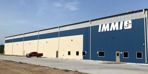 IMMI will use its new facility in Tulsa, Okla., shown here, to assemble and line set its...