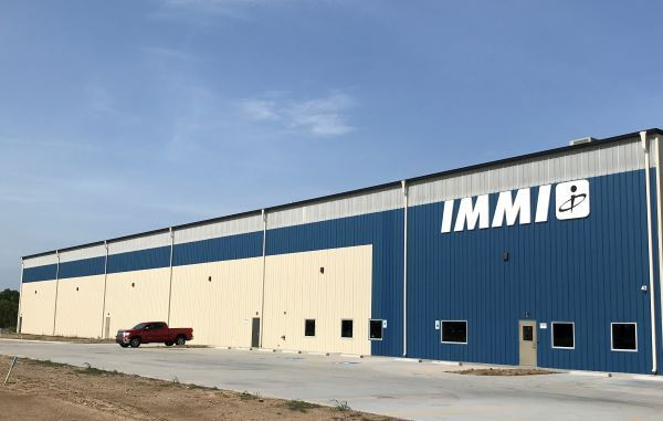 IMMI will use its new facility in Tulsa, Okla., shown here, to assemble and line set its SafeGuard lap-shoulder belts and integrated child seats for IC's buses. - Photo courtesy IMMI