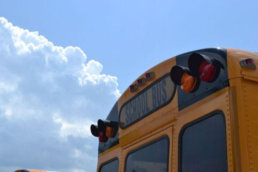 Two senators join the National School Transportation Association and other transportation...