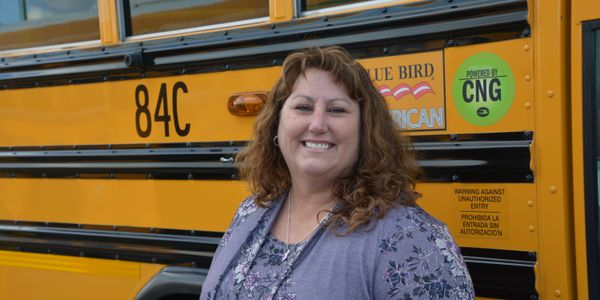 Pam McDonald, the director of transportation for Orange (Calif.) Unified School District, has...