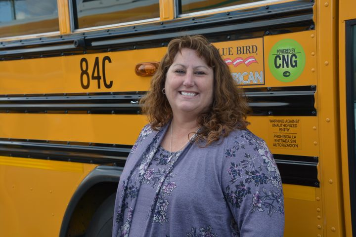 Pam McDonald, the director of transportation for Orange (Calif.) Unified School District, has devoted her career to improving pupil transportation at the local, state, and national levels over the last three-plus decades. - Photo courtesy Pam McDonald