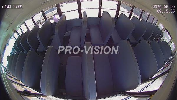New School Bus Hybrid DVR System Offers Improved Views