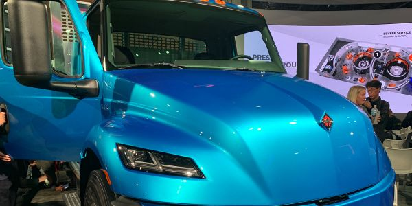 Navistar has become a member of a global association that focuses on electric vehicle adoption....