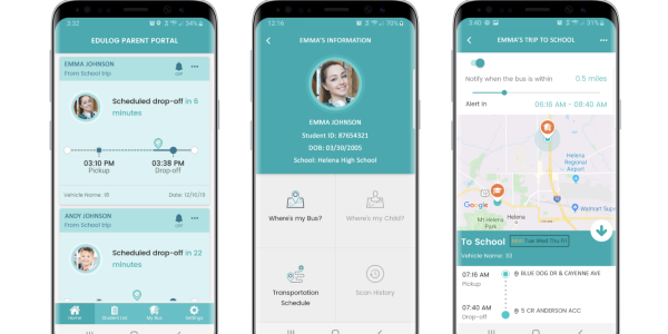 Samsara and Edulog launched an integrated solution designed to help track ridership, plan routes...