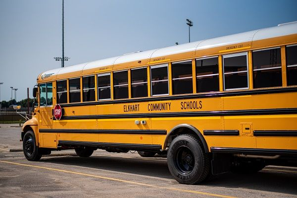 At least 25 of Elkhart (Ind.)Community Schools's buses will be equipped with Wi-Fi solutions from mobile technology solutions supplier MITO Corp. - Photo courtesy Wendy Wood