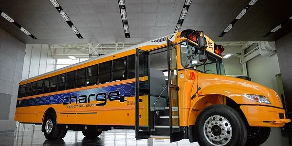 The order for Western Canada Bus will include 18 electric buses from IC Bus for 14 school...