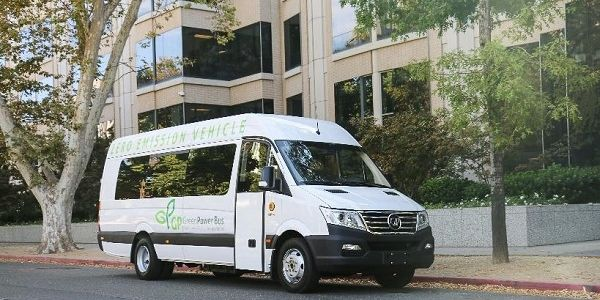 As part of the dealership agreement, ABC Bus will purchase 100 GreenPower Motor Co. vehicles,...