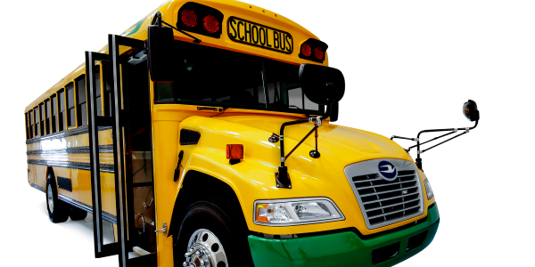 Multiple states with varying climates and road conditions are adopting electric school buses for...