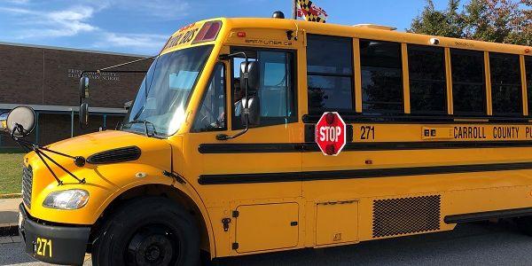 Carroll County Public Schools (CCPS) has partnered with BusPatrol to equip its entire school bus...