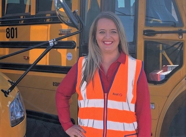 First Student Safety Manager Recognized by National Safety Council