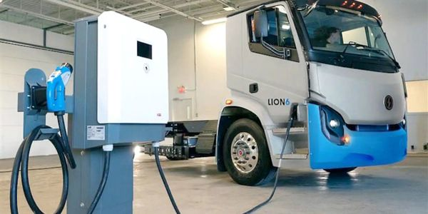 ABB's complete charging equipment product line will be sold under Lion Energy, the heavy-duty...