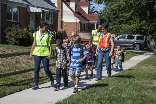 Due to social distancing guidelines limiting the capacity of its school buses, Arlington (Va.) Public Schools is expanding the walk zones for some of its elementary schools. - File photo courtesy National Highway Traffic Safety Administration