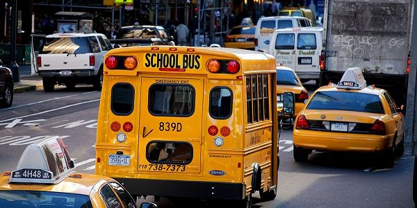 The New York City Department of Education is reportedly paying school buscompanies 40% of...