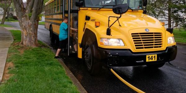 Three national associations highlight school bus safety benefits and COVID-19 precautions taken...