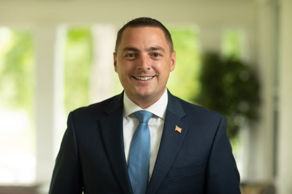 Mike Martucci, a New York-based pupil transportation veteran who previously operated his own school bus company, has won a seat in the state Senate. - Photo courtesy Friends of Mike Martucci