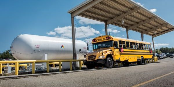 More than 20,000 propane buses were in operation at schools nationwide at the start of the...