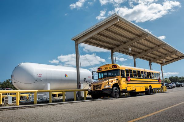 Propane Council: 20K Propane Buses Transporting U.S. Students This School Year