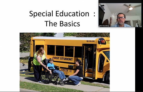 Building Partnerships Between Special-Needs Transporters, Educators