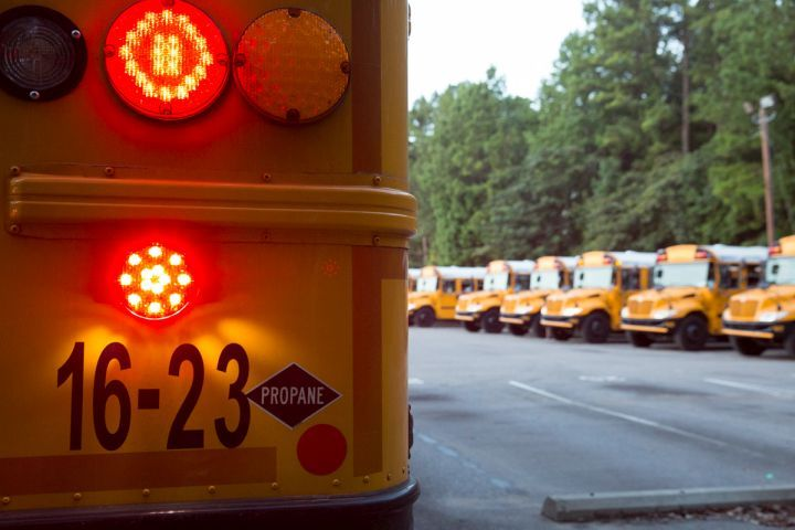 """School transportation directors interested in learning more about propane school buses will have an opportunity to get their questions answered during the webinar """"Mid-Atlantic Propane School Bus Success Story and Virtual Facilities Tour"""" on Dec. 8. - File photo courtesy IC Bus"""