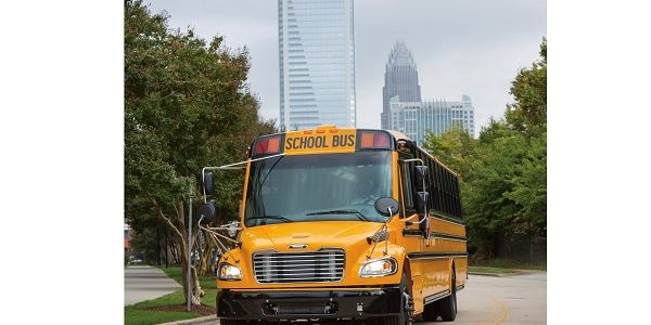 Thomas Built Buses will offer Bendix Commercial Vehicle Systems' Intellipark electronic parking...