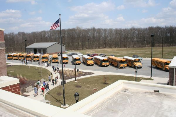According to community events data service Burbio, 53.4% of U.S. K-12 students are now learning remotely but many schools are planning to shift back to in-person instruction in the coming weeks. - File photo courtesy St. Marys (Ohio) City Schools