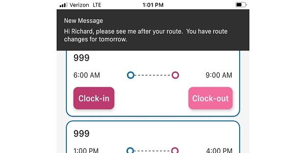 Bytecurve'sDriveOn mobile app is designed to be a daily communication tool, helping keep school...