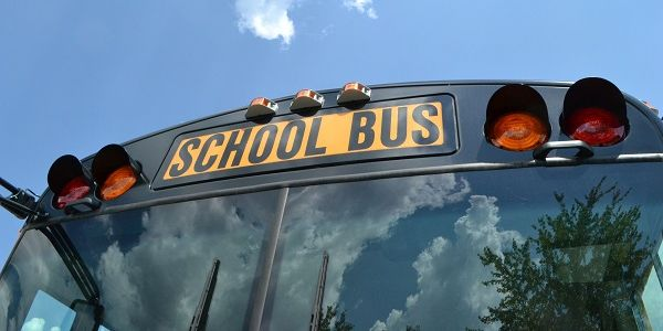 Portville Central Schools is using one of its school buses to offer COVID-19 testing to its...