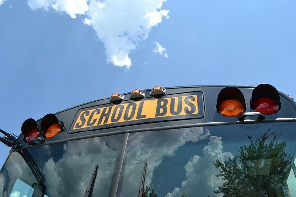 New York District Uses School Bus as COVID Testing Lab