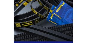 Goodyear Introduces New Line of Power Transmission Belts