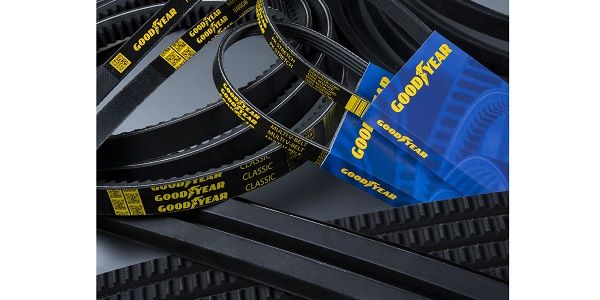 The new Goodyear Belts product line, which launched on Dec. 1, is designed for the automotive...