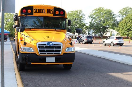 Reynoldsburg City Schools has agreed to share 20 of its bus drivers with neighboring Hilliard City Schools so it can continue operations during the pandemic. - Photo courtesy Hilliard City (Ohio) Schools