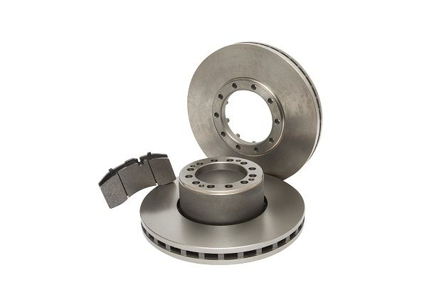The new line of DiscStar air disc brake rotors from Marathon Brake Systems are designed for a variety of heavy-duty applications, including on-highway trucks and trailers, motorcoaches, transit buses, and school buses. - Photo courtesy Marathon Brake Systems