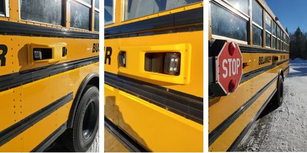 All school buses in Mattawa, Ontario, are now equipped with safety technology from BusPatrol,...