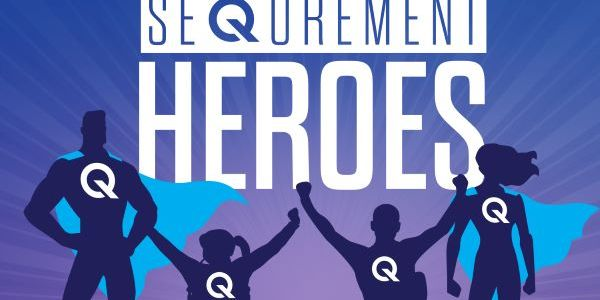 Q'Straint's new Sequrement Heroes campaign is designed to thank employees in the school bus,...