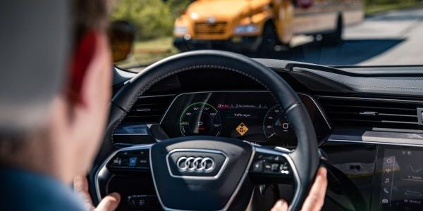 The school bus manufacturer and Fulton County Schools have partnered with Audi of America,...
