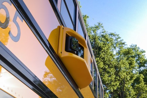 Virginia District Equips School Buses With Stop-Arm Cameras, Safety Tech