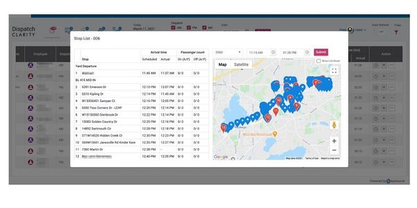 Gatekeeper Systems Inc. has teamed up with ByteCurve to develop a new school bus management...