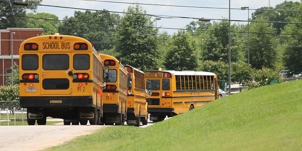 """HopSkipDrive's """"State of School Transportation 2021 Report"""" reveals the current state of the bus..."""