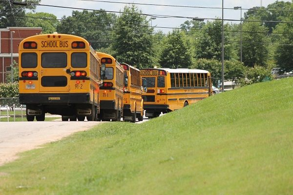 "HopSkipDrive's ""State of School Transportation 2021 Report"" reveals the current state of the bus driver shortage, how school budgets will affect transportation, and predictions for the 2021-22 school year. - File photo courtesy JD Hardin"