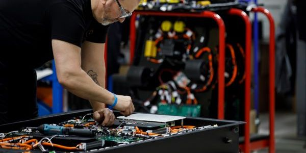 The Lion Electric Co. plans to construct a battery manufacturing plant and innovation center in...