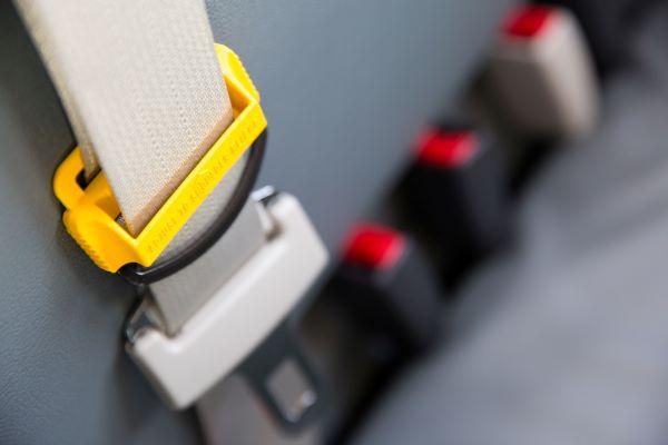 NHTSA Releases Report on Optimal School Bus Seat Belt Use