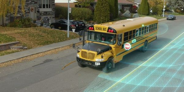 Prince George's County (Md.) Public Schools has equipped1,216 of its school buses with...