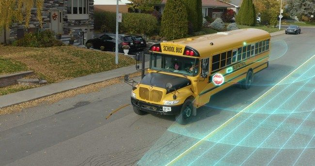 Prince George's County (Md.) Public Schools has equipped1,216 of its school buses with BusPatrol's stop-arm cameras and student tracking and management solutions. - Photo courtesy BusPatrol