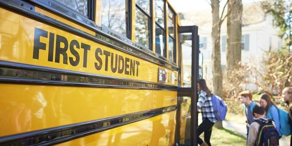 FirstGroup PLC has agreed to sell its North American school bus and public transportation...