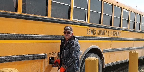 Lewis County (Mo.) C-1 School District receiveda portion of the state's Volkswagen settlement...