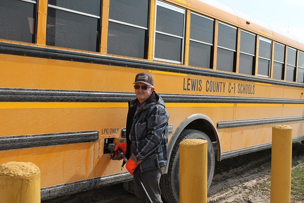 Missouri District Adds 4 Propane School Buses