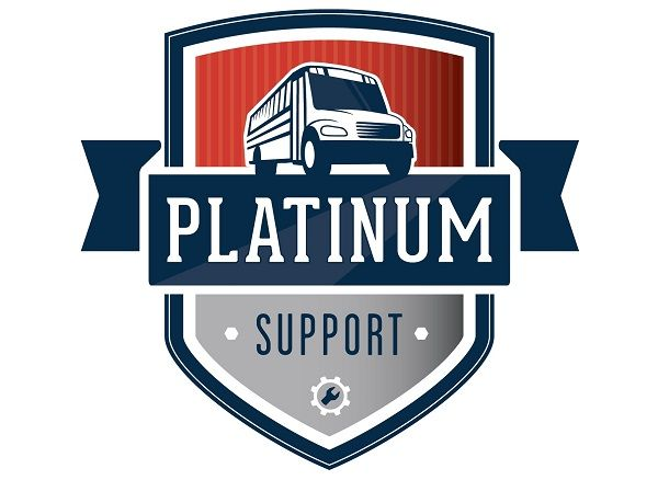 Ohio CAT and Matthews Buses Inc. are the latest dealers to receive Thomas Built Buses' Platinum Support certification. - Photo courtesy Daimler Trucks North America