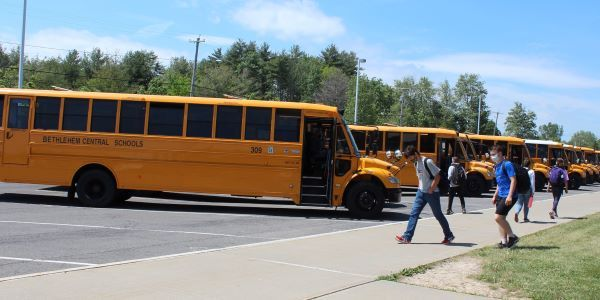 Voters have supported Delmar, New York-based Bethlehem Central Schools' plans to buy up to five...