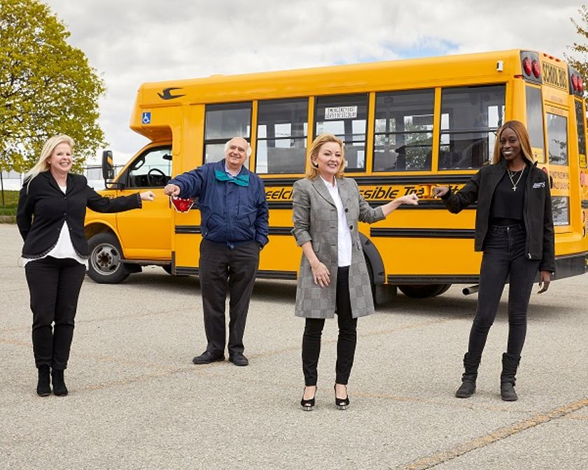 Toronto Student Transportation Group is working with Gatekeeper Systems Inc. and United Safety...